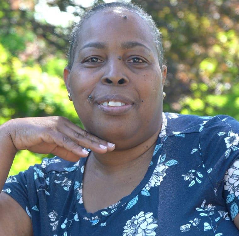 Denise Dunkley Frontline Hero Award