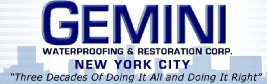 Gemini Waterproofing Restoration